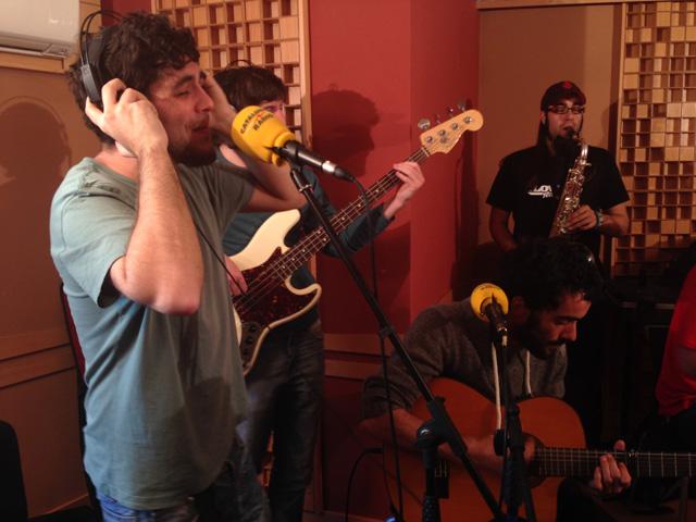 Txarango en Catalunya Ràdio